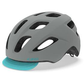 Giro Trella MIPS Cykelhjelm Damer, matte grey/dark teal
